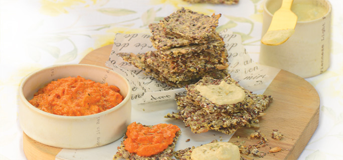 Wholegrain Crackers