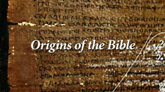 The Origins of the Bible