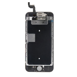 For iPhone 6S LCD Display Black With Small Parts