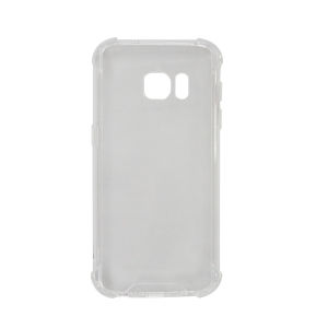 For Samsung S7 Edge Breaking Proof White Case