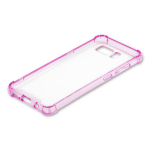 For S8 Breaking Proof Case Pink