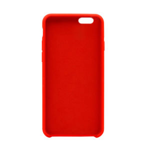 For iPhone 6 Silicone Case Red
