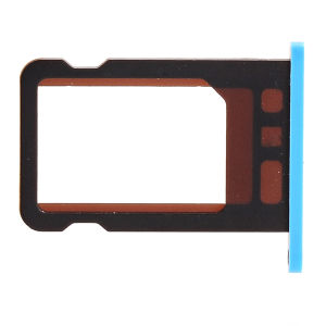 For iPhone 5C Sim Card Tray Blue