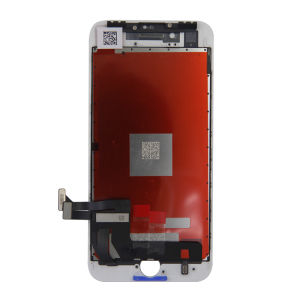 For iPhone 8 LCD Display OEM LG White