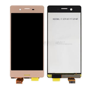 For Sony X LCD Pink