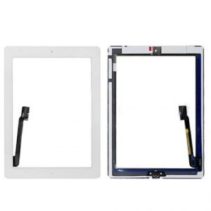 For iPad 3 Touch White OEM