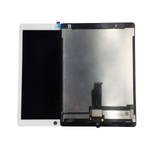 For iPad Pro 12.9 LCD white original new with long flex