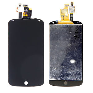 For LG Nexus 4 E960 LCD Black (No frame)