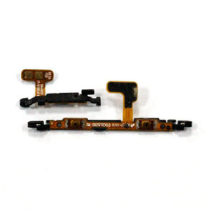 For Samsung SM-G925F S6 edge power on/off flex cable