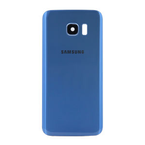 For Samsung SM-G935F S7 Edge Back Cover Blue