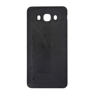 For Samsung  J7 2016 back cover black with emie