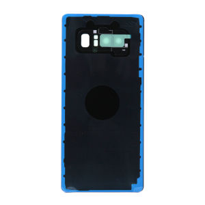 For Samsung SM-N950F Note 8 Back Cover Black