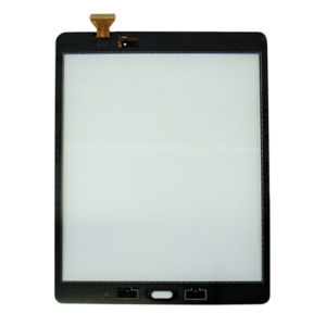For Samsung SM-T555 Touch White