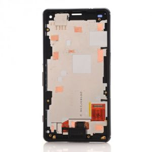 For Sony Xperia Z3 Compact LCD With Frame Original Black