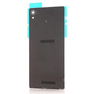For Sony Z3+ Back cover Black