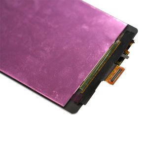For Sony Xperia Z3 Plus LCD White