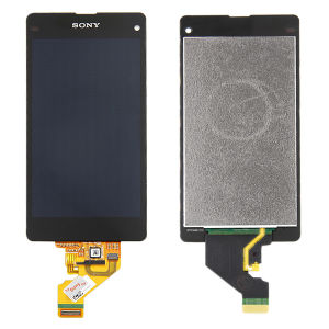 For Sony Xperia Z1 Compact LCD Screen Display With Touch Screen Digitizer Assembly-Changed Glass Black
