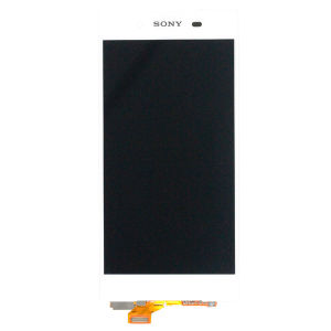 For Sony XperiaZ5 E6653 LCD White
