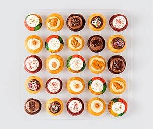 Shop Gluten Free Cupcakes & Dessert Assortments