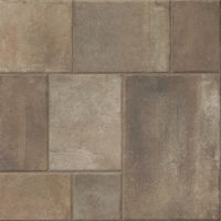 "Native 7/16"" Floor and Wall Tile in Dark"