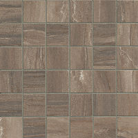 "Athena 2"" x 2"" Floor and Wall Mosaic in Cliff"