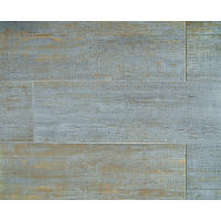 "Barrique 8"" x 24"" x 3/8"" Floor and Wall Tile in Bleu"