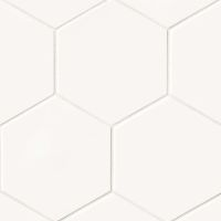 "Costa Allegra 8"" x 8"" x 3/8"" Floor and Wall Tile in White Sand"