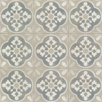 "Enchante 8"" x 8"" x 3/8"" Floor and Wall Tile in Charm"