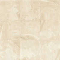 "Classic 18"" x 18"" x 3/8"" Floor and Wall Tile in Cremino"