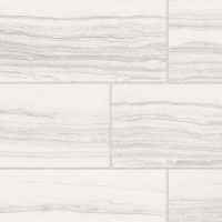 "Highland 18"" x 36"" Floor and Wall Tile in White"
