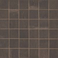 "Palazzo 2"" x 2"" Floor and Wall Mosaic in Antique Cotto"