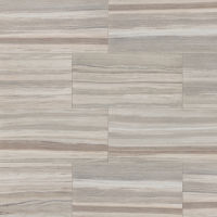 "Zebrino 12"" x 48"" x 3/8"" Floor and Wall Tile in Bluette"