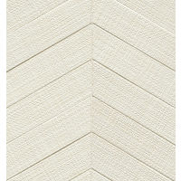 "Dagny 2"" x 6"" Floor and Wall Mosaic in White"