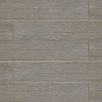 "European 8"" x 36"" x 3/8"" Floor and Wall Tile in Spanish Acacia"