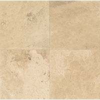 "Aymaran Cream 24"" x 24"" x 3/8"" Floor and Wall Tile"