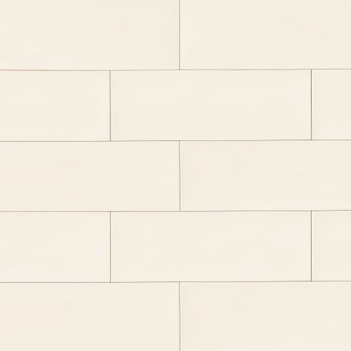 "Winter 8"" x 24"" Wall Tile in Beige"