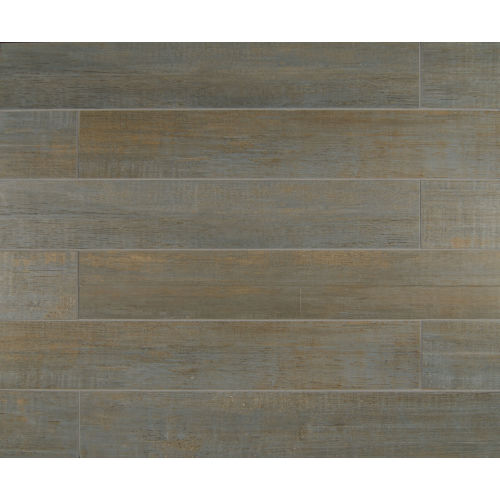 "Barrique 4"" x 24"" Floor & Wall Tile in Bleu"