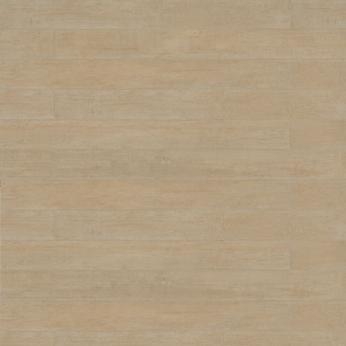 "Barrique 4"" x 40"" x 3/8"" Floor and Wall Tile in Ecru"