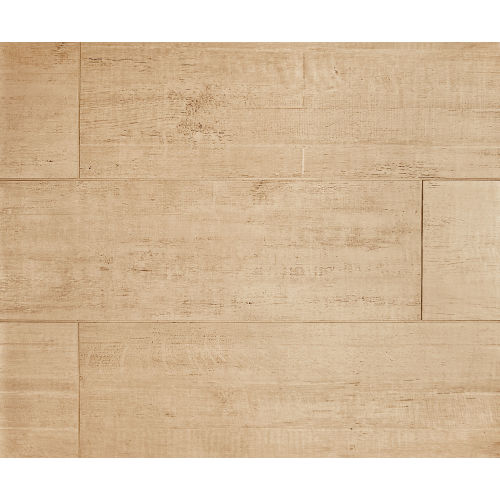 "Barrique 8"" x 24"" Floor & Wall Tile in Ecru"