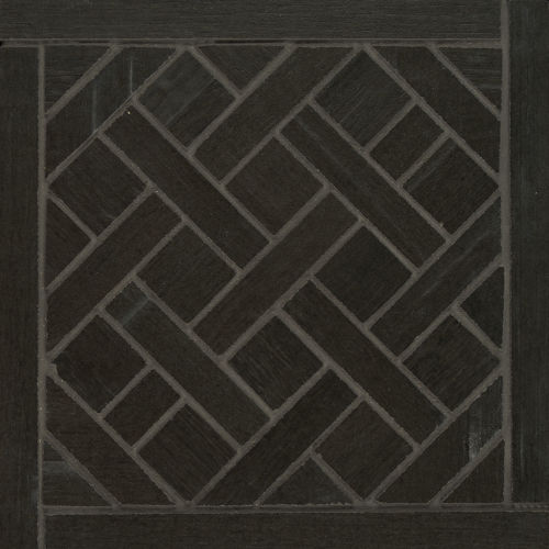 Barrique Floor & Wall Mosaic in Noir