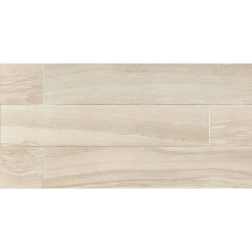 "Epic 8"" x 40"" x 3/8"" Floor and Wall Tile in White"