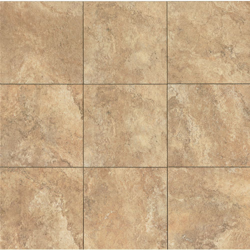 "Forge 20"" x 20"" x 3/8"" Floor and Wall Tile in Gold"