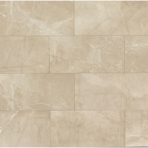 "Pulpis 12"" x 24"" Floor & Wall Tile in Beige"