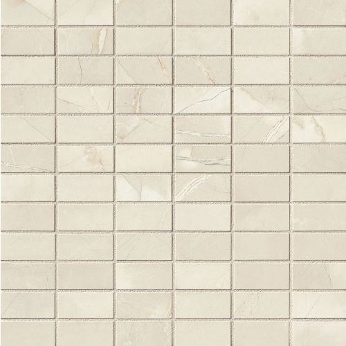 Pulpis Floor & Wall Mosaic in Bianco