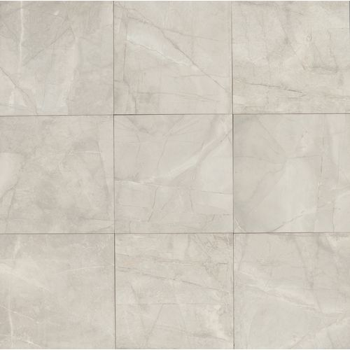 "Pulpis 24"" x 24"" x 3/8"" Floor and Wall Tile in Grigio"