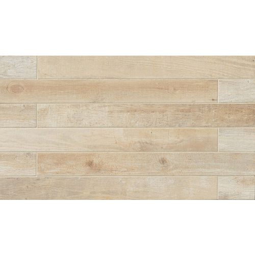 "Tahoe 4"" x 40"" Floor & Wall Tile in Frost"