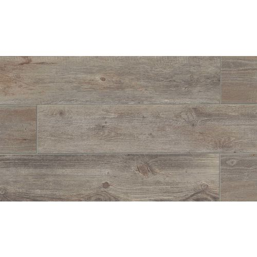 "Tahoe 8"" x 40"" Floor & Wall Tile in Glacier"