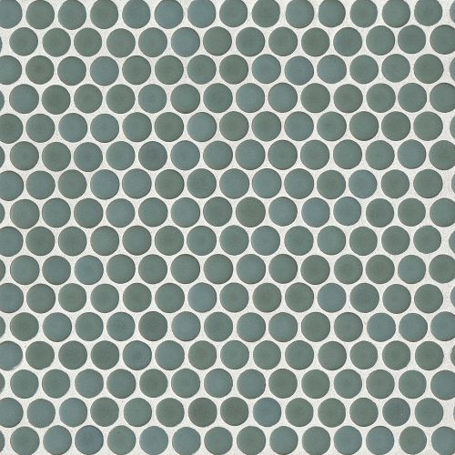 "360 3/4"" x 3/4"" Floor and Wall Mosaic in Silver Sage"