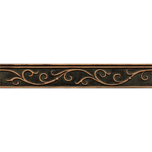 "Ambiance 2"" x 12"" Trim in Venetian Bronze"