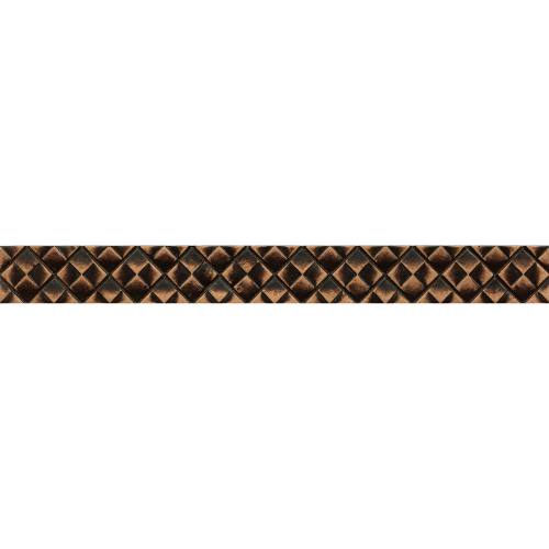 "Ambiance 1.25"" x 12"" Trim in Venetian Bronze"